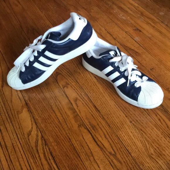navy blue shell top adidas off 59